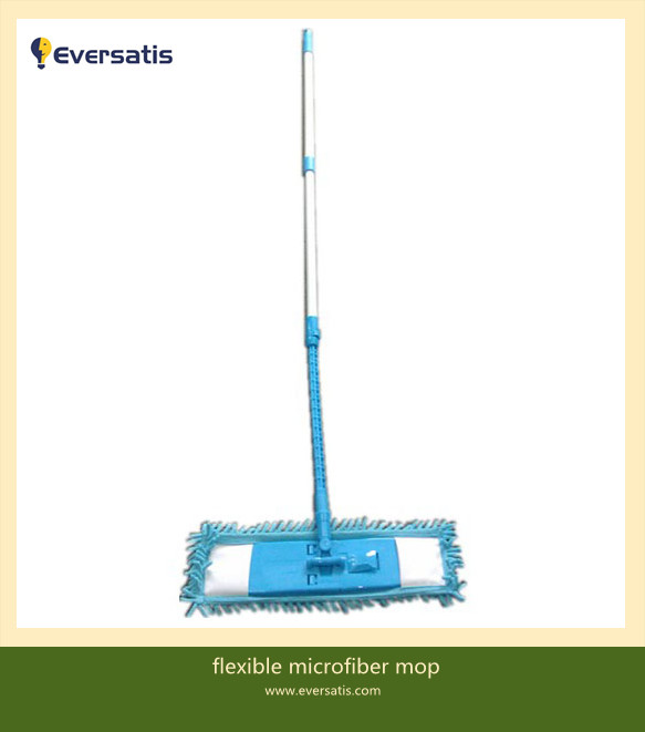 flexible microfiber mop-NEW